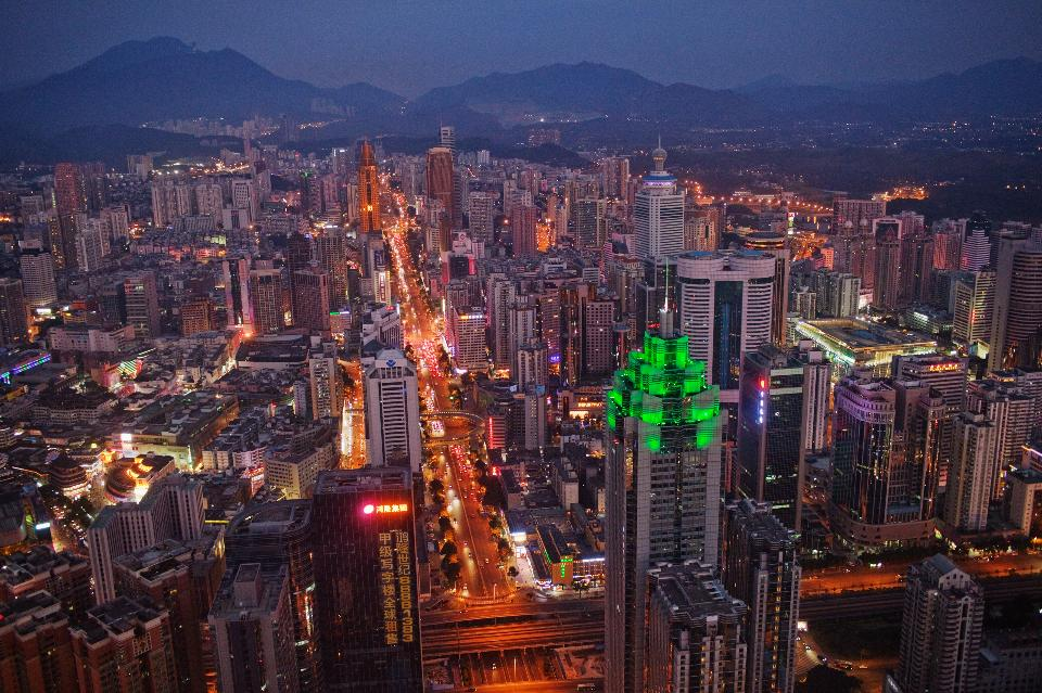 Innovators Find Internet of Things Paradise in Shenzhen