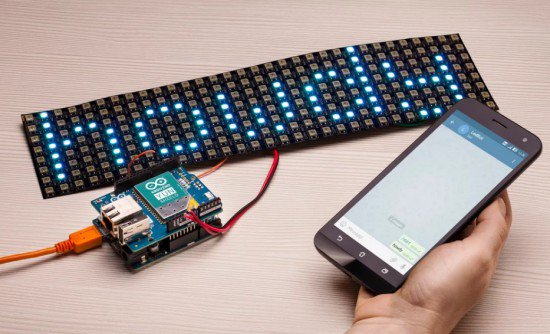 Arduino Blog – Bring IoT features to Arduino boards with the Yún Shield!