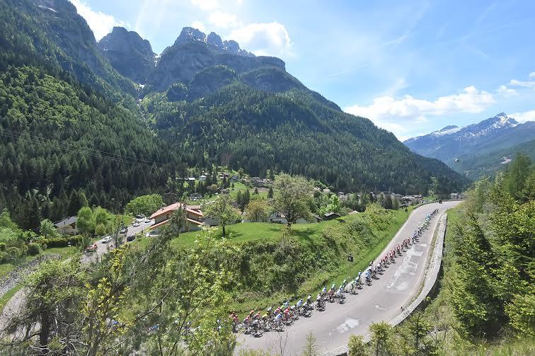 DIRETTA Giro d'Italia Live Streaming, oggi cronometro individuale in salita, DOMENICA 22 maggio 2016