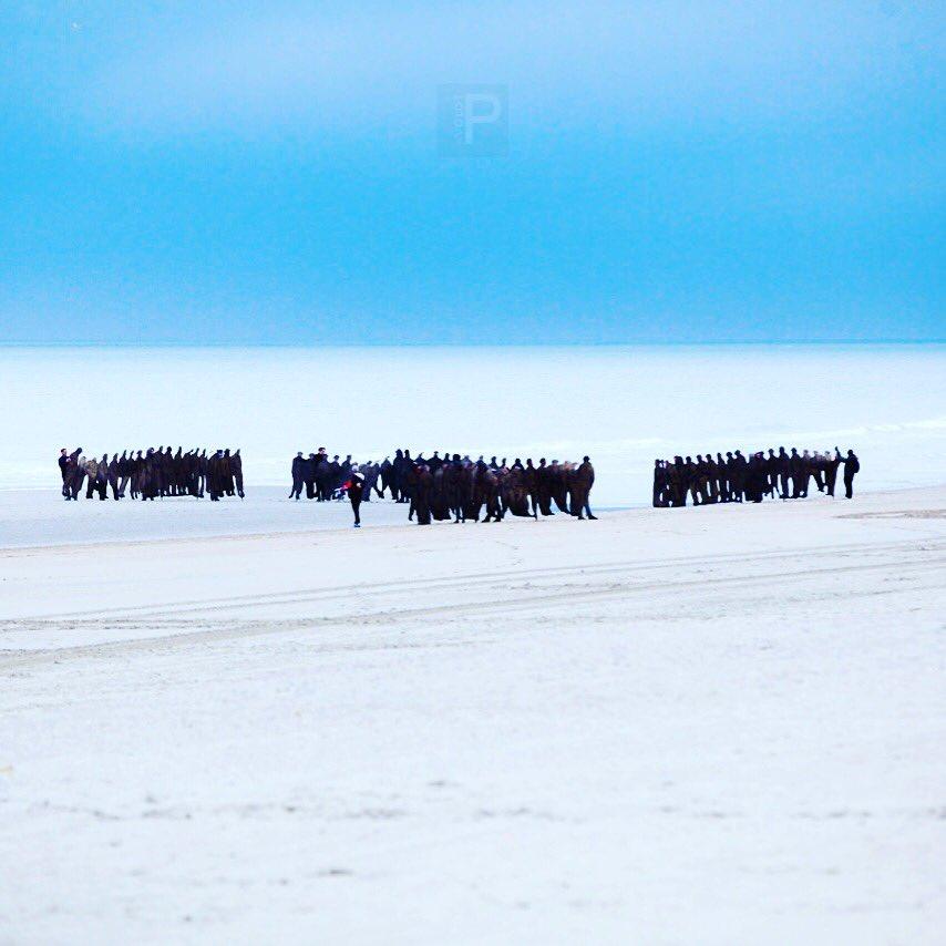 Christopher Nolan's Dunkirk Set Photos 3