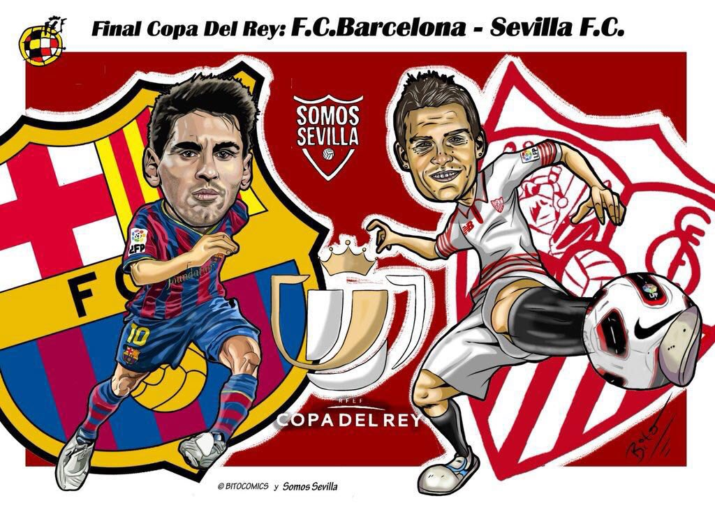 BARCELLONA SIVIGLIA Coppa del Re, vedere Streaming Gratis  e Diretta Live Video TV