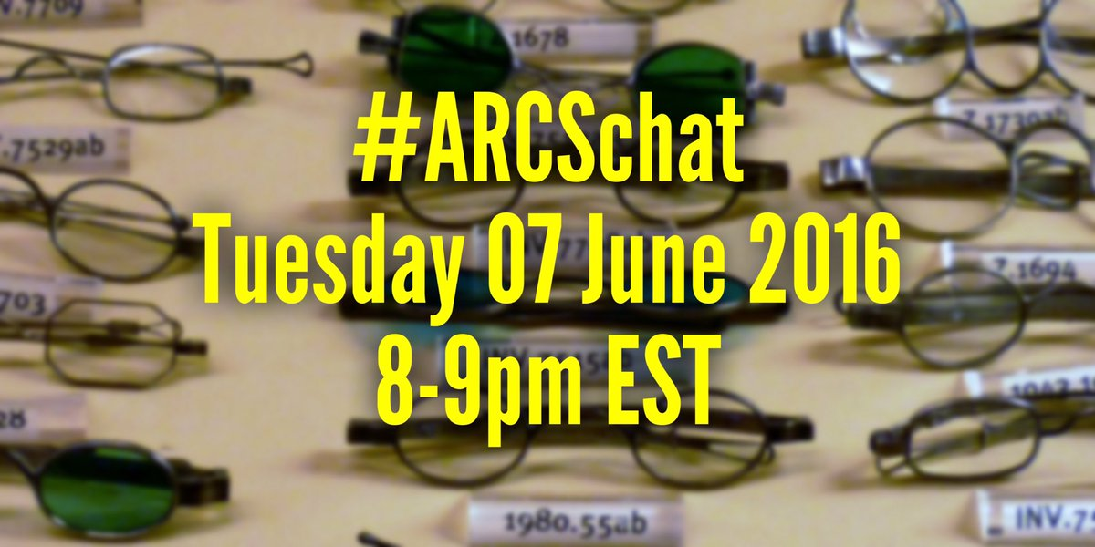Thumbnail for #ARCSchat 07 June 2016 - Good/Bad Documentation