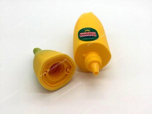 Банановый крем для вафельных трубочек