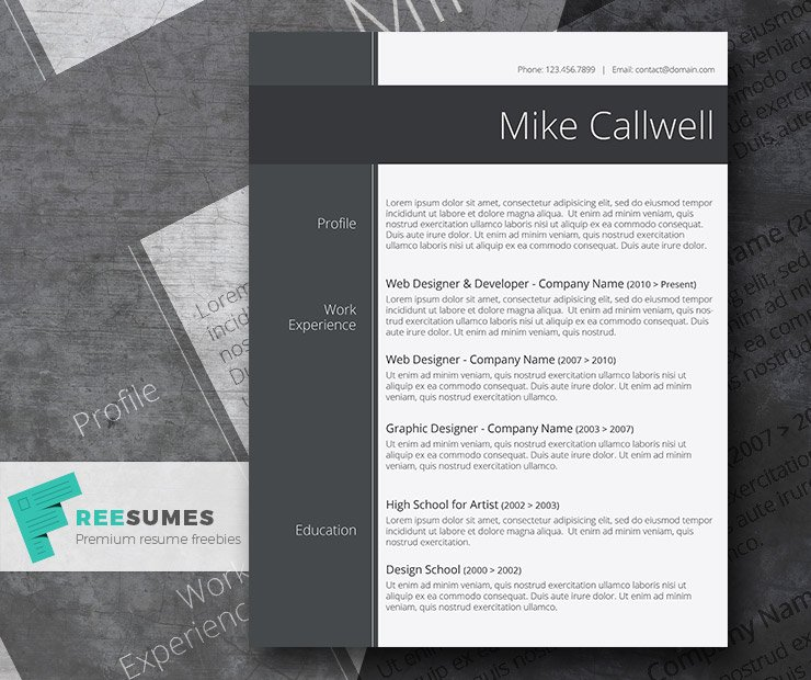 Beat out all the competition and land that job with a #FREE #resume template. https://t.co/1XZtXeAmwi https://t.co/pYUBb4kUBf
