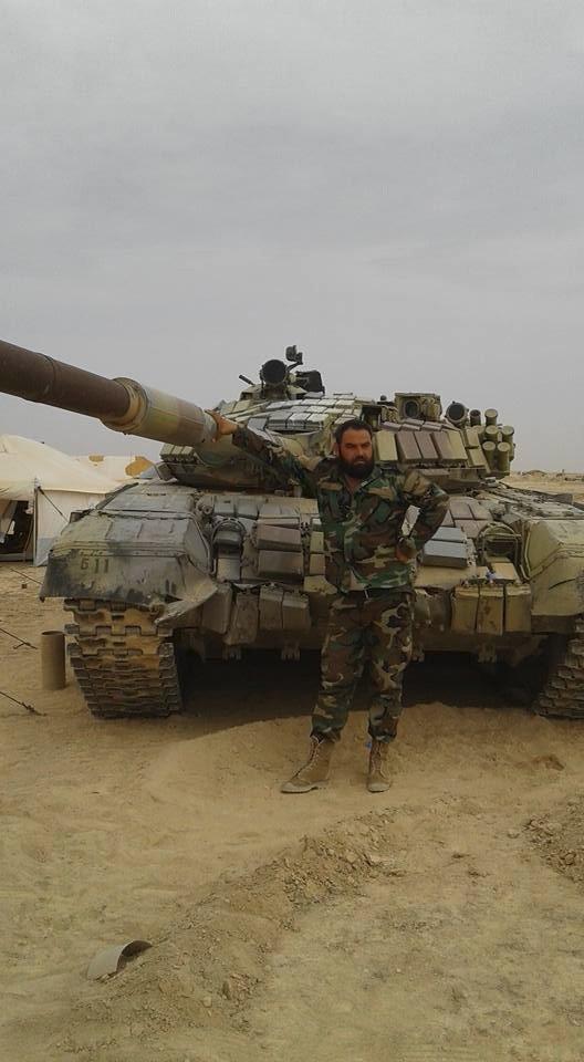 الجيش السوري يبدأ رسميا باستخدام دبابات T-72B  Ci0kgfDUUAA_PNE