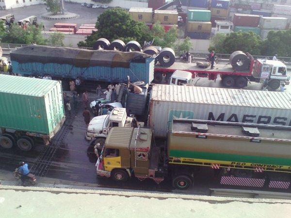 Karachi Traffic Upd on Twitter: