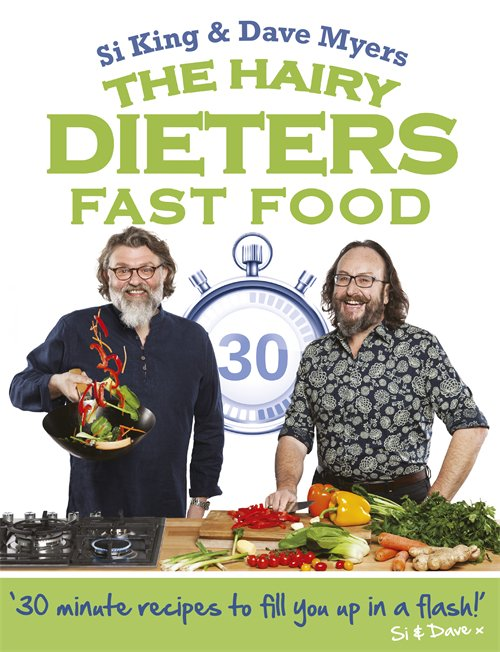 To celebrate the publication of @HairyBikers #FastFood we're giving away 5 signed copies! RT to enter. https://t.co/x7Cd8c8ekO