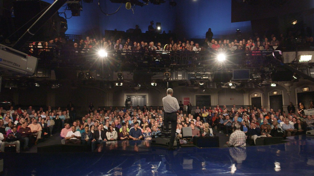 1 year ago #Letterman came to an end. Here's an inside look at that final show.  #ThanksDave