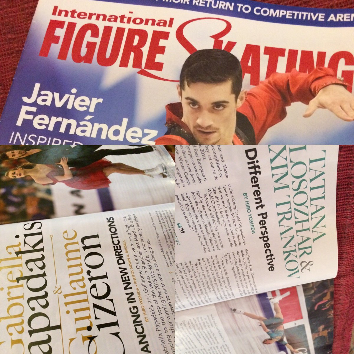 Хавьер Фернандес /Javier FERNANDEZ ESP - Страница 11 Ci16fwSXIAAM3Bv