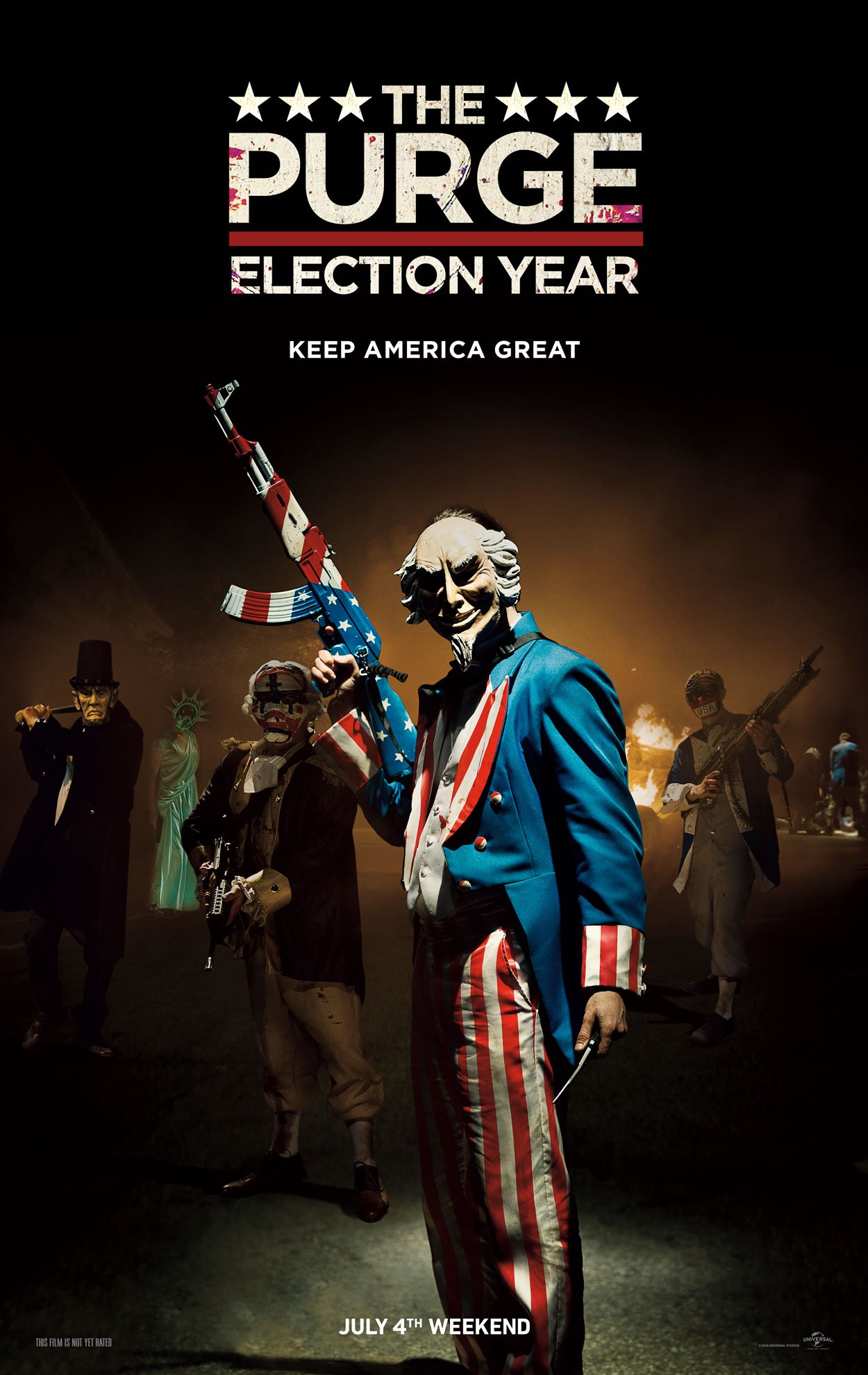 New The Purge: Election Year Trailer Revealed 1