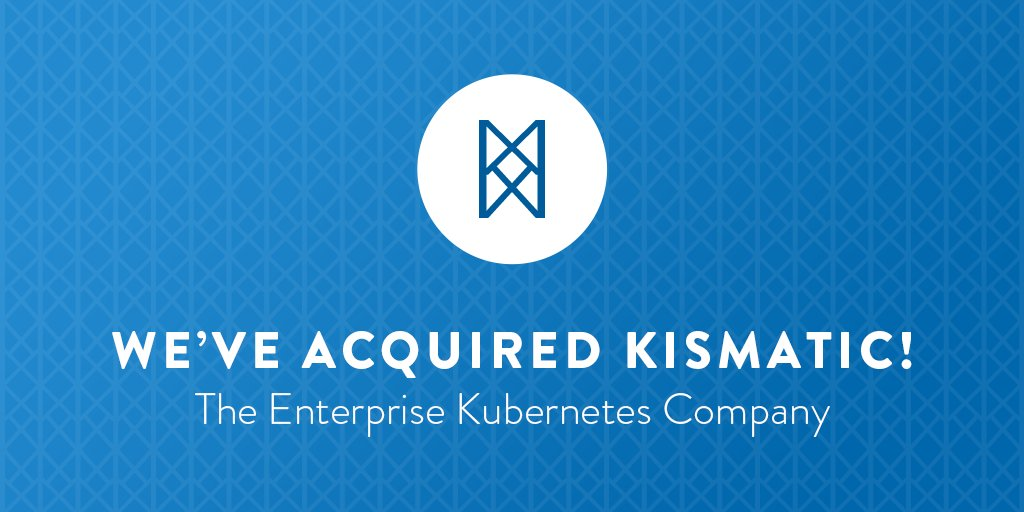 Apprenda Acquires @Kismatic to Deliver One Platform for Cloud-Native & Existing Apps https://t.co/4heV74Eh9L https://t.co/2M29ozm6hp