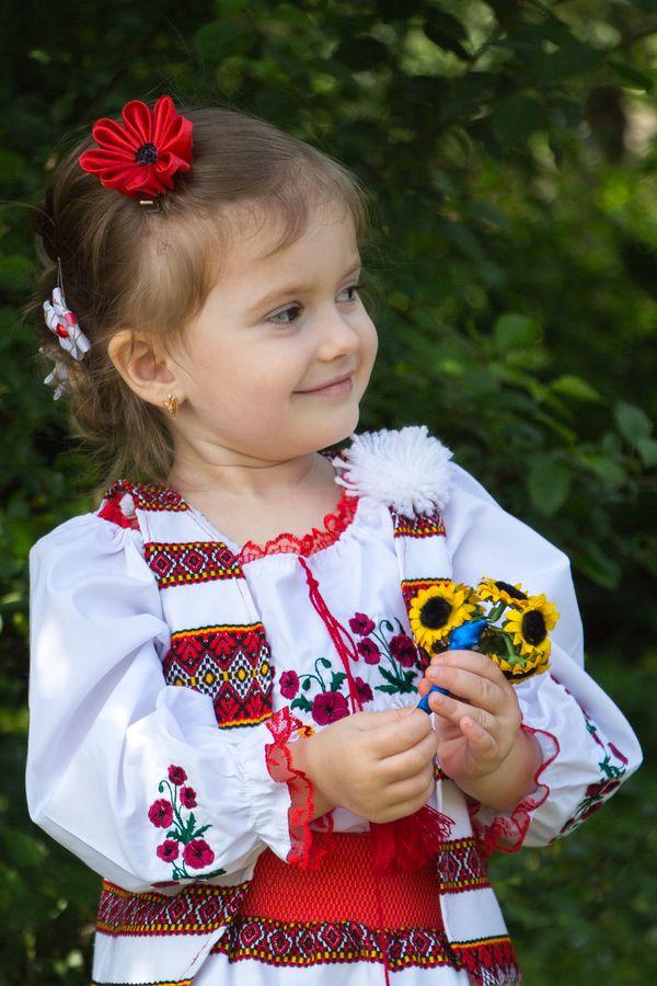 В Москве несколько десятков человек отметили День вышиванки шествием по Арбату - Цензор.НЕТ 2775