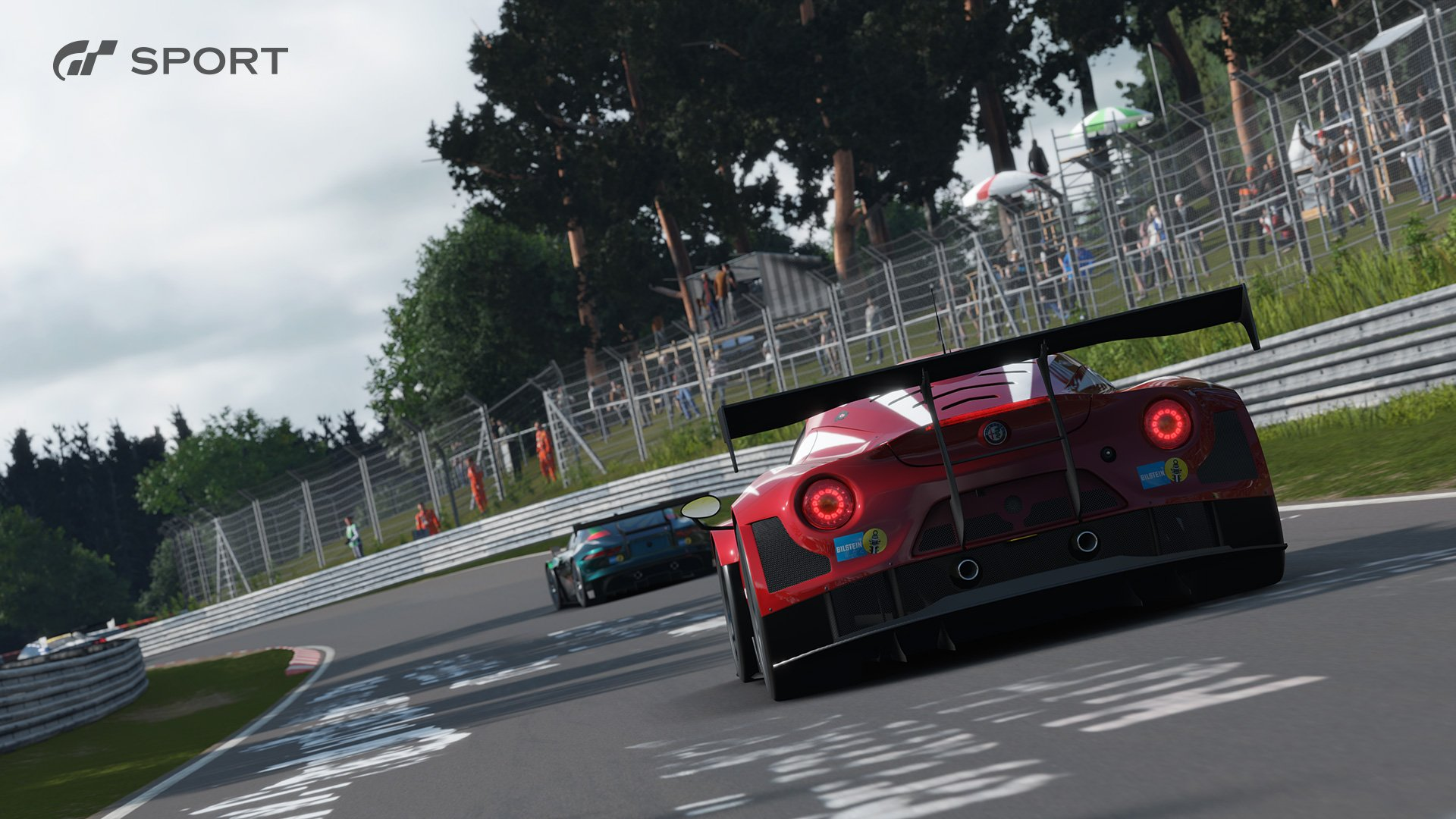 Gran Turismo Sport Launches November 2016; Gameplay Trailer 7