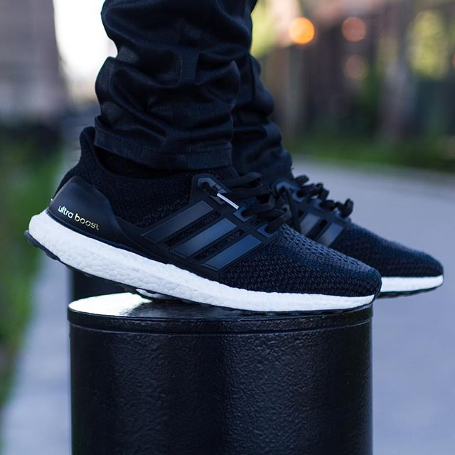 HOW TO BLACK OUT YOUR ADIDAS ULTRA BOOST