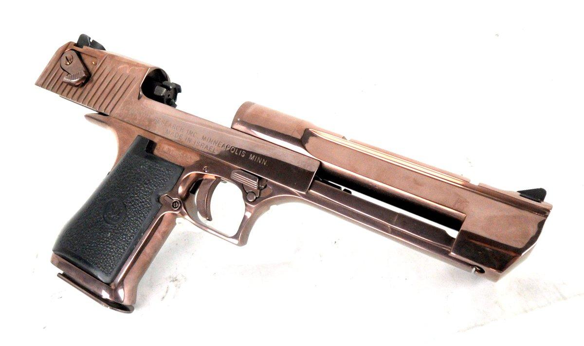 Rose Gold Gun – Arpf