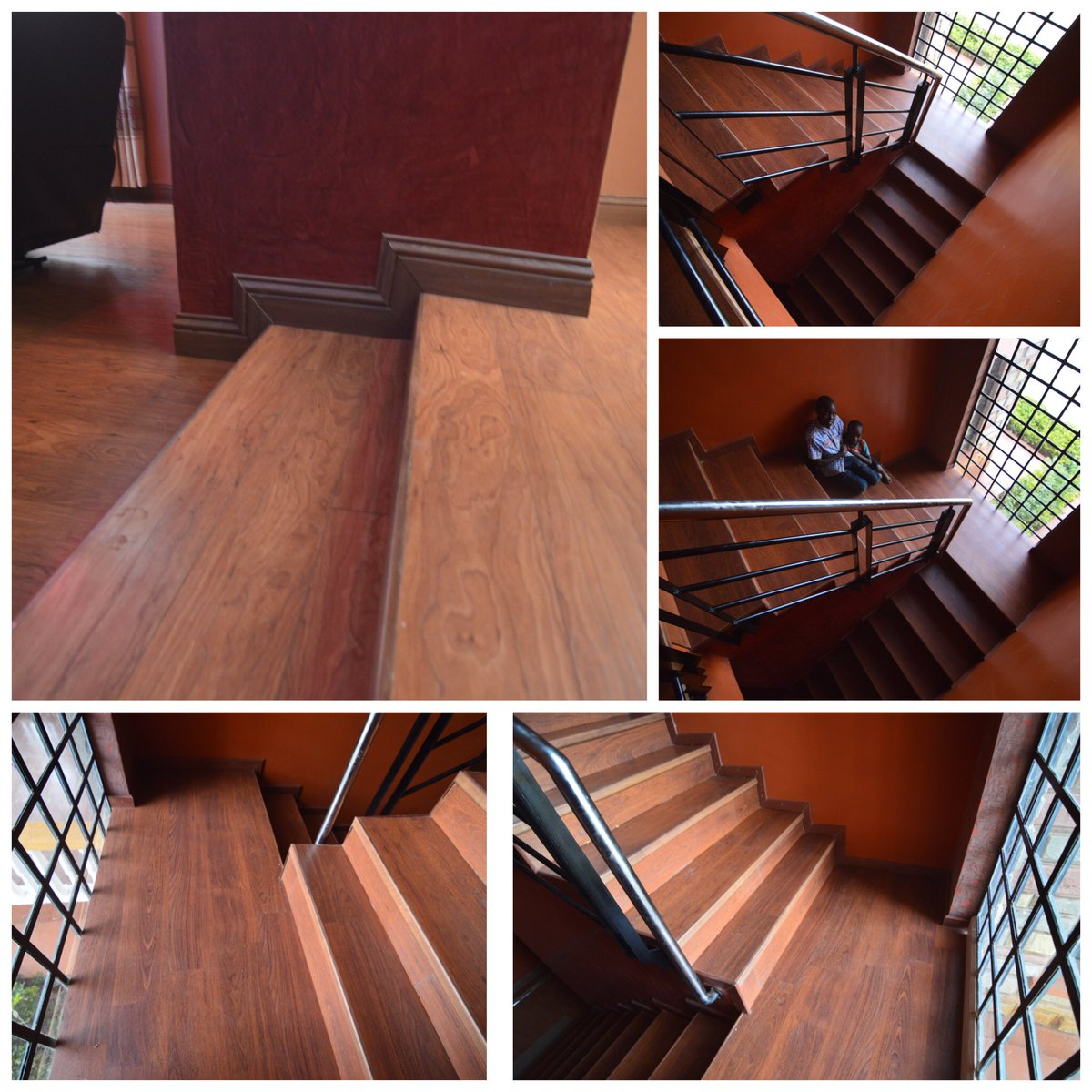 The Most Innovative Technology To Mould Stairs Case With Pergo Laminate Floors Call 0780955000pic Twitter Ogqbpvx58c