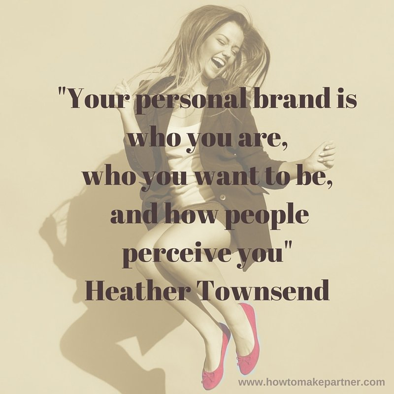 Your personal brand is who you are, who you want to be, and how people perceive you https://t.co/sx2uhIdiN4