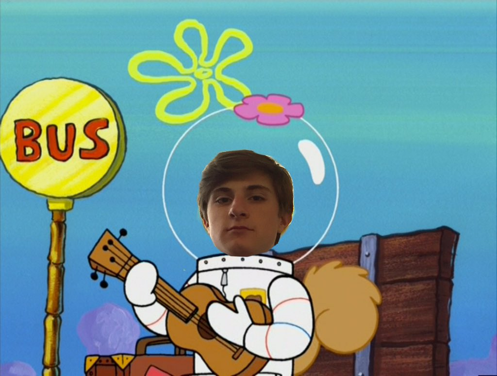 WARREN On Twitter If Spongebob Kept Sandy From Moving To Texas We Can Do The Same