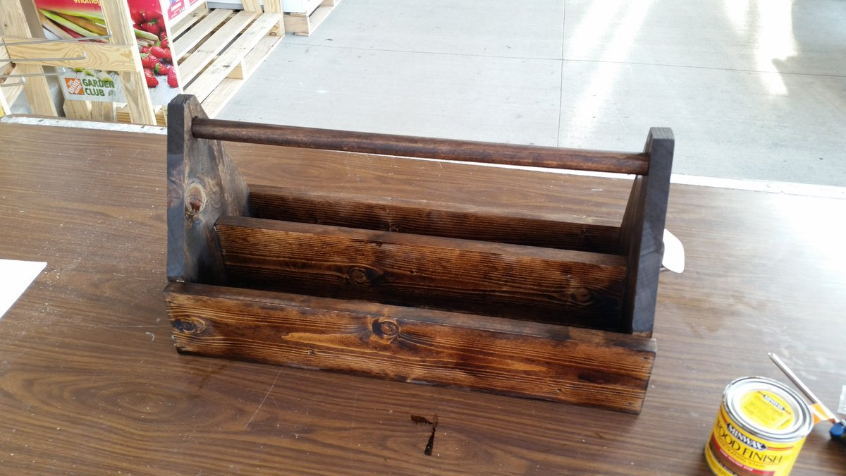 home depot 2021 on twitter great job building a grill caddy during