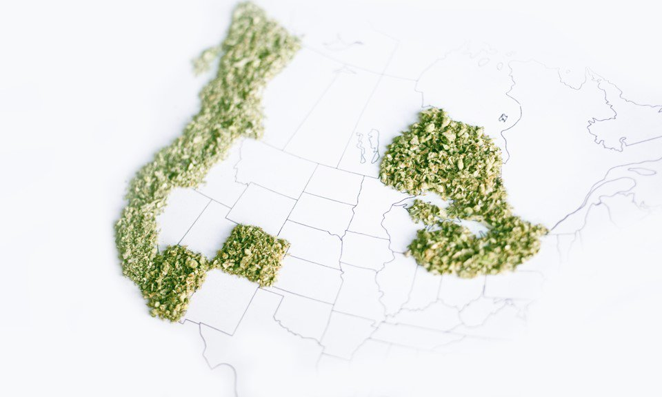 Leafly List: The Top Cannabis Locations in North America, May 2016