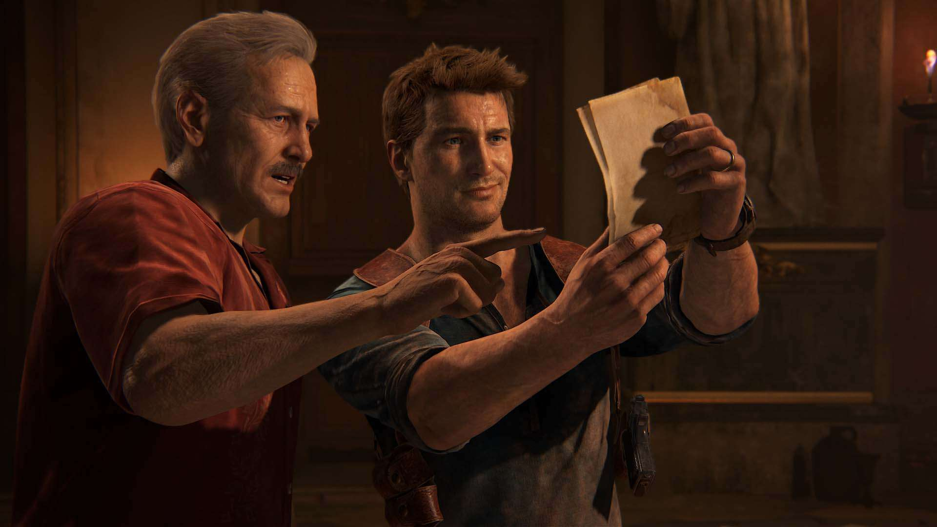 Uncharted 4: A Thief's End 'A New Adventure in Video Game Accessibility' 3