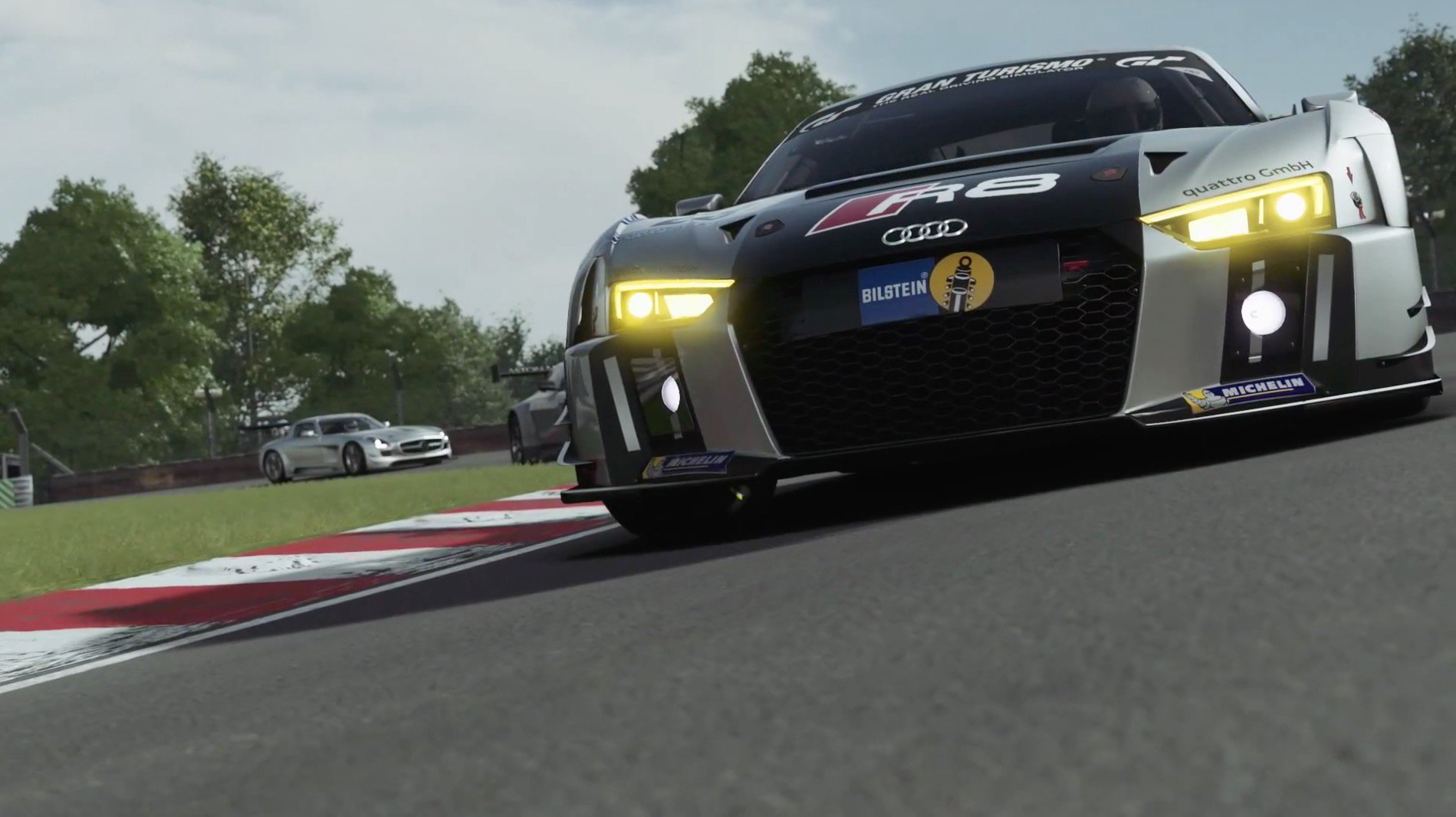 Gran Turismo Sport Launches November 2016; Gameplay Trailer 3