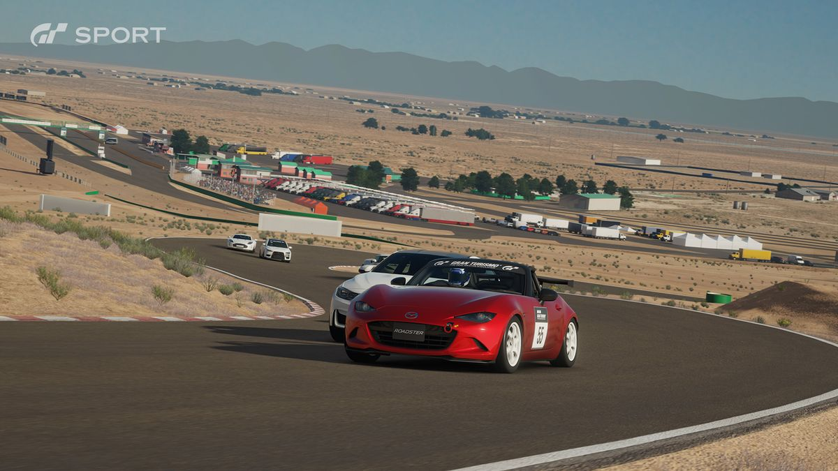 Gran Turismo Sport Launches November 2016; Gameplay Trailer 5