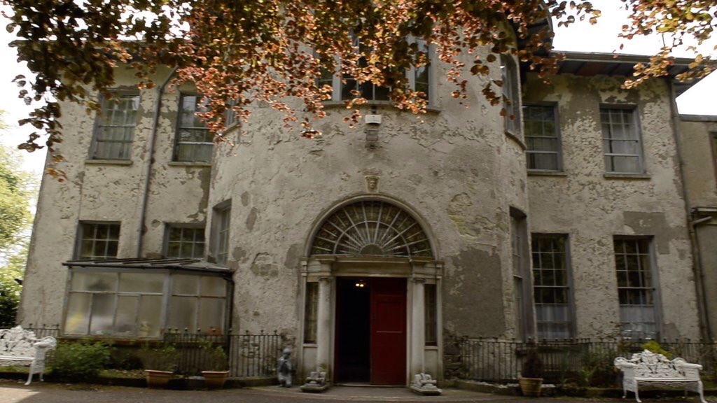 footage inside lotabeg house in cork by irishtimes virtually untouched since 1939