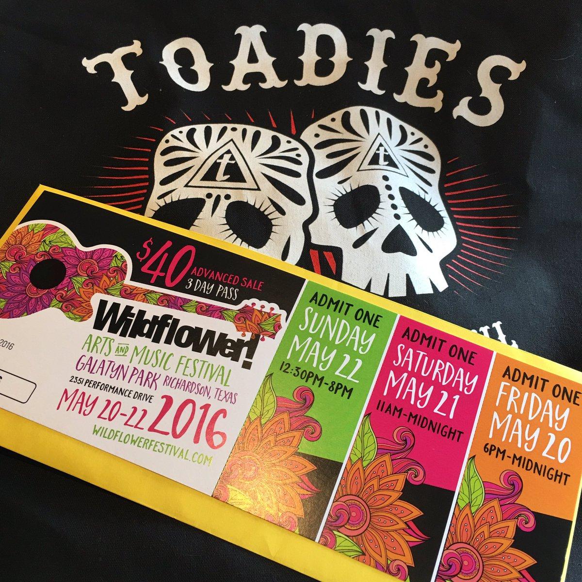 Giving away Giftpack TONIGHT to @WildflowerFest in Richardson. Musicians include @peterframpton @Hoobastank