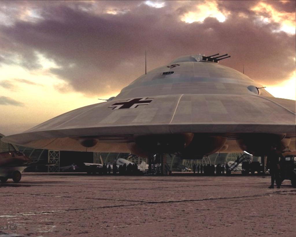 UFO: L'arma segreta di Hitler, i Dischi Volanti nazisti e l'inizio della Guerra Fredda