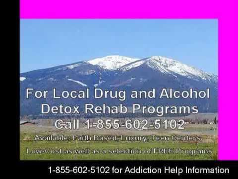 drug addiction facilities