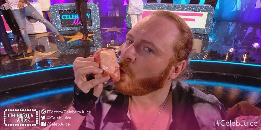 RT @AggyDadan: Look at this!! So overwhelmed! You are a proper legend @lemontwittor @CelebJuice thank you thank you https://t.co/wZKX4NcV3v