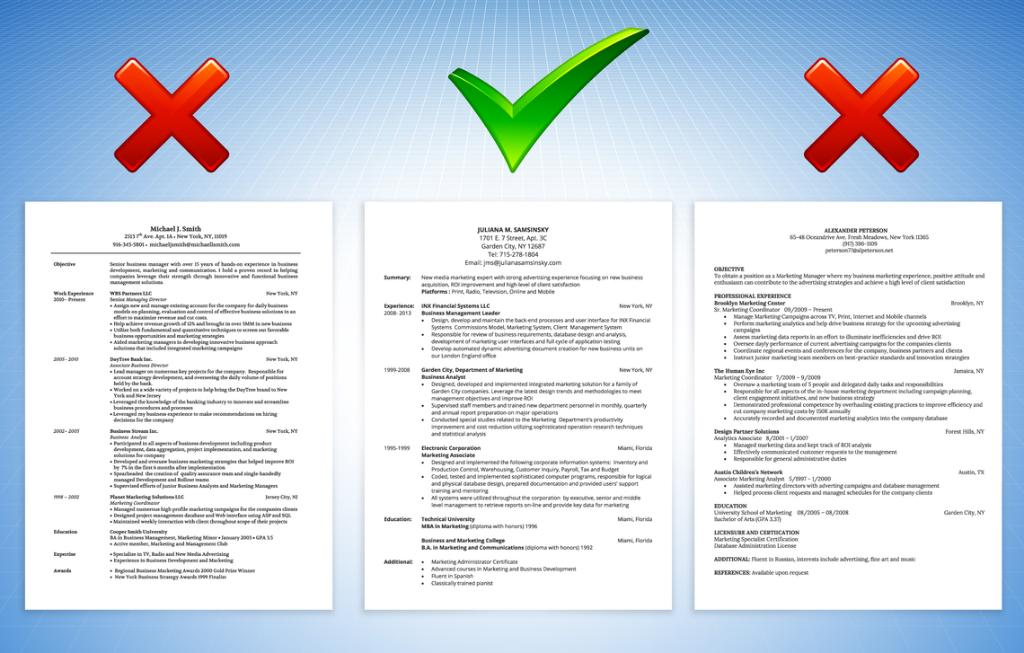 CareerBuilder On Twitter Write A Resume To Get You Hired