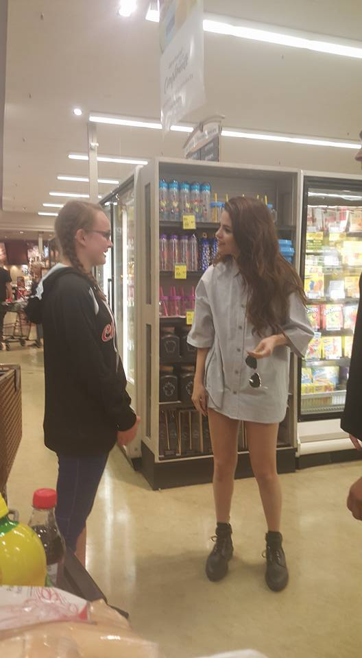 """Hey isn't that Selena Gomez? Hi Selena Gomez!"" - Marina https://t.co/RKPySEPqjq"