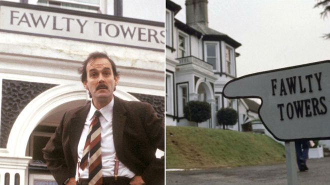 The science behind the comedic genius of #FawltyTowers: https://t.co/YoCXKWuSf1. @tellyspotting @JohnCleese https://t.co/mtRjfXmhAq