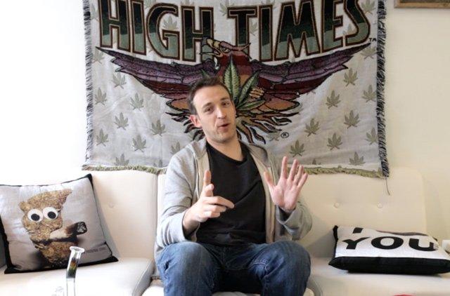 The HIGH TIMES Interview: Dan Soder