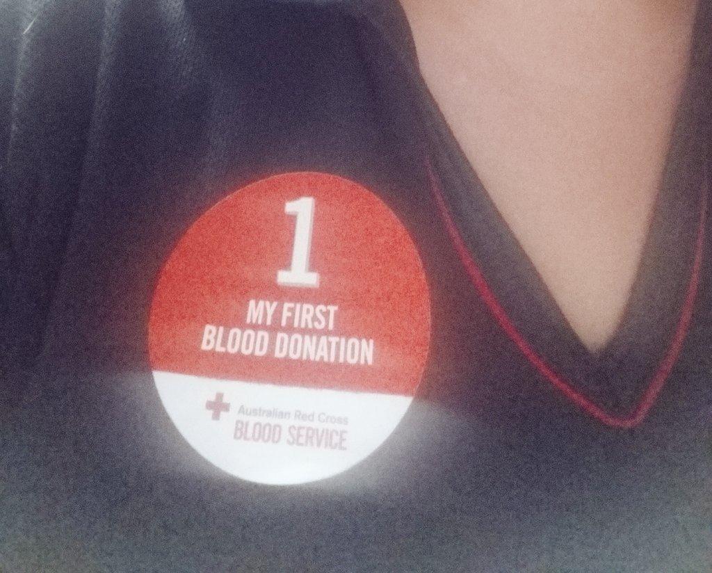 #save3lives @redcrossbloodau https://t.co/JT8ltUiLFv