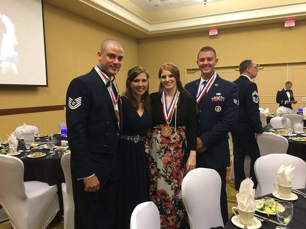 AFSOC 12 OACY Dinner  photos