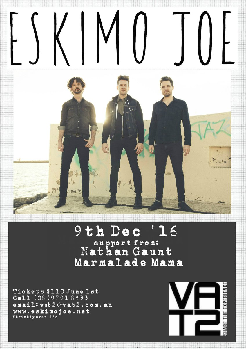Eskies getting some December action! This one should be a cracker, get yer tix now! -stu https://t.co/o9mHJURWcV