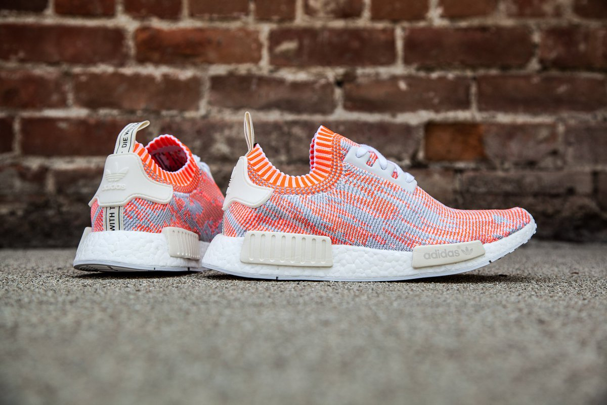 low price 1b66d 4bb50 Adidas Mens NMD R1 PK Camo in white and solar red releases this Saturday  in store only at BAIT Diamond Bar. FCFS.pic.twitter.comFpj3CL80IH