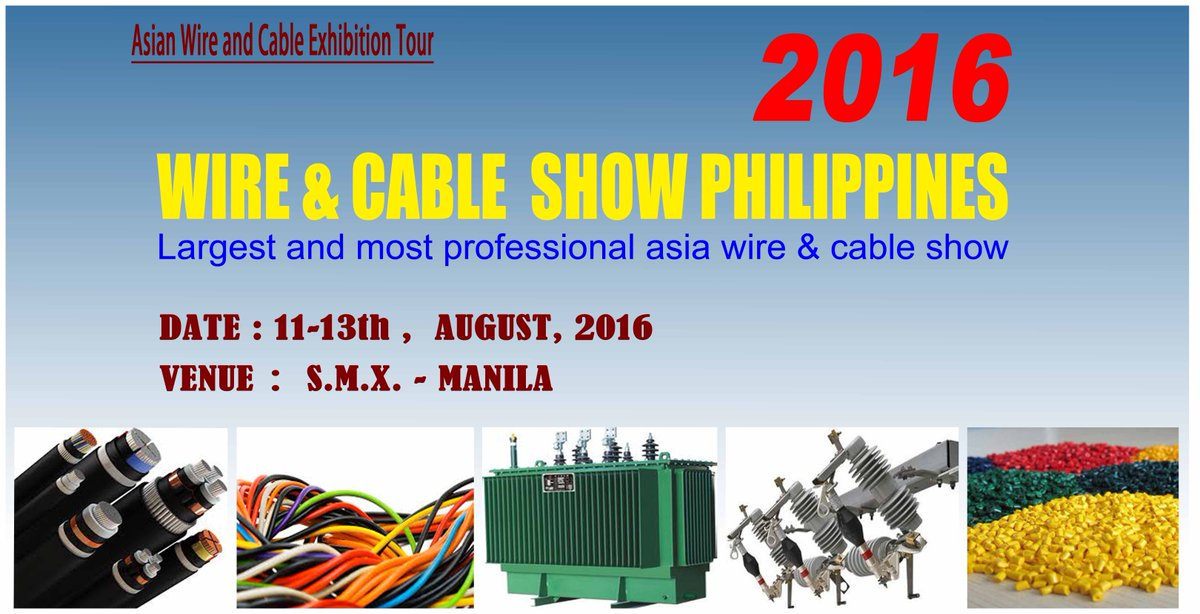 Wire&Cable Show (@wirecableshow) | Twitter