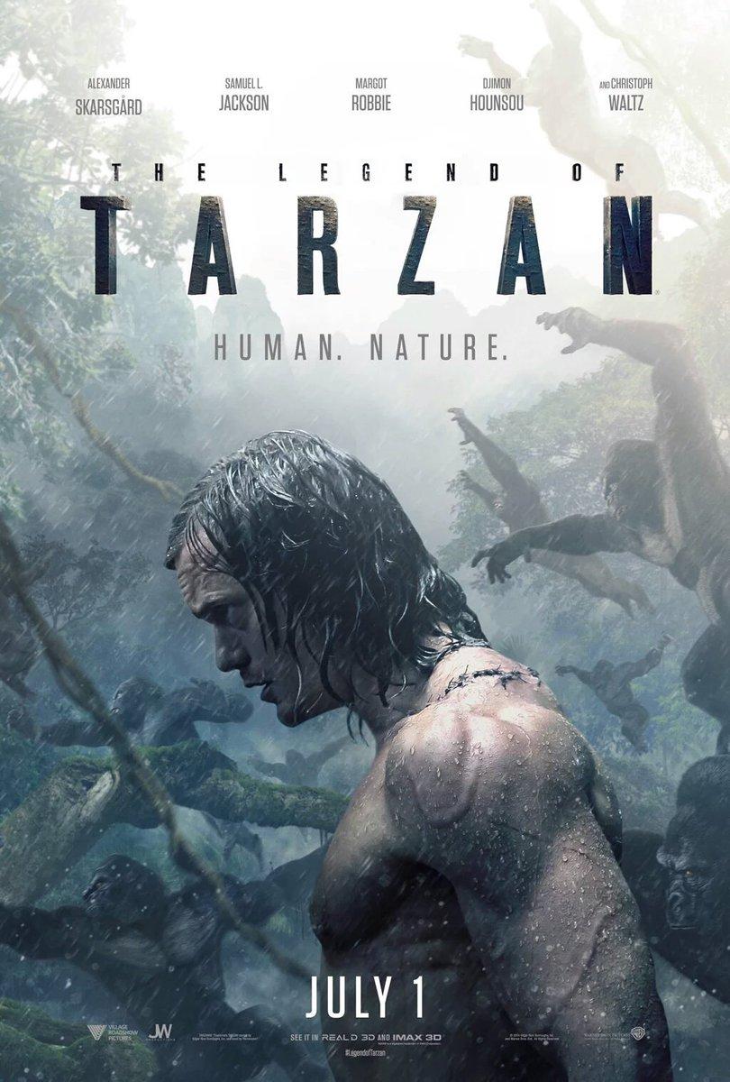 Preview The Legend Of Tarzan 2016 – Edwin Dianto