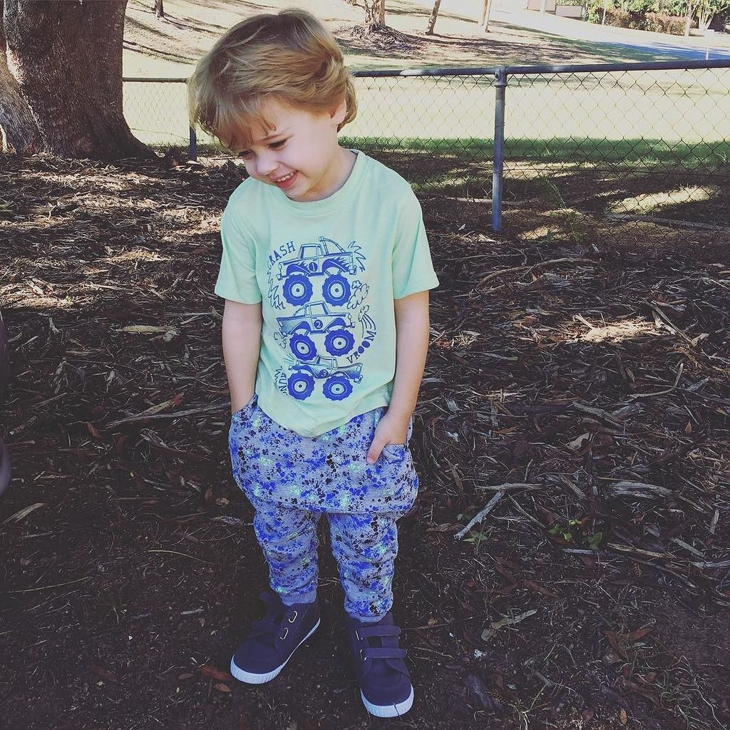Loving these cute harem pants from @targetaus! I can't get enough of this cutie pie either… https://t.co/SxNiEkpHlA https://t.co/xkELQKCGHT