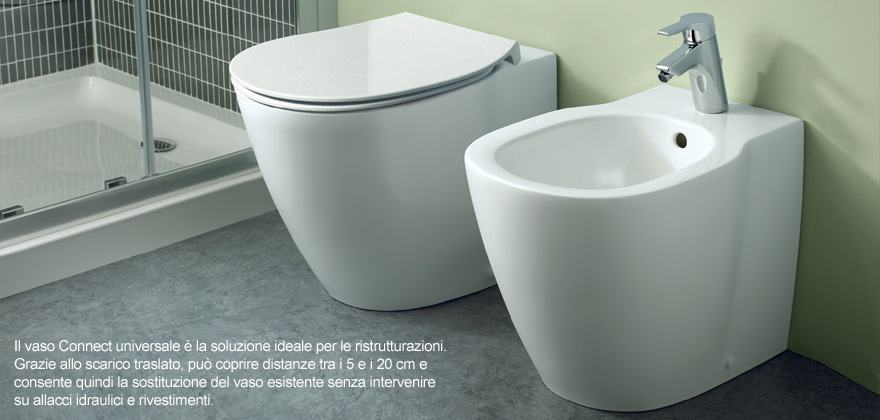 Ideal Standard Vaso Connect.Sirt On Twitter Ideal Standard Connect Sirtweb Idealstandard Sanitari Arredobagno