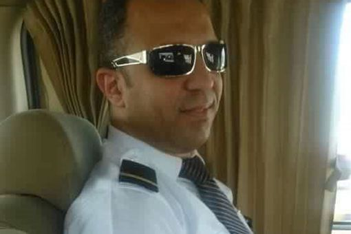 Mohammed Shakir (Egypt Air) pilot converted plane into a makeshift mosque, told passengers direction of Mecca