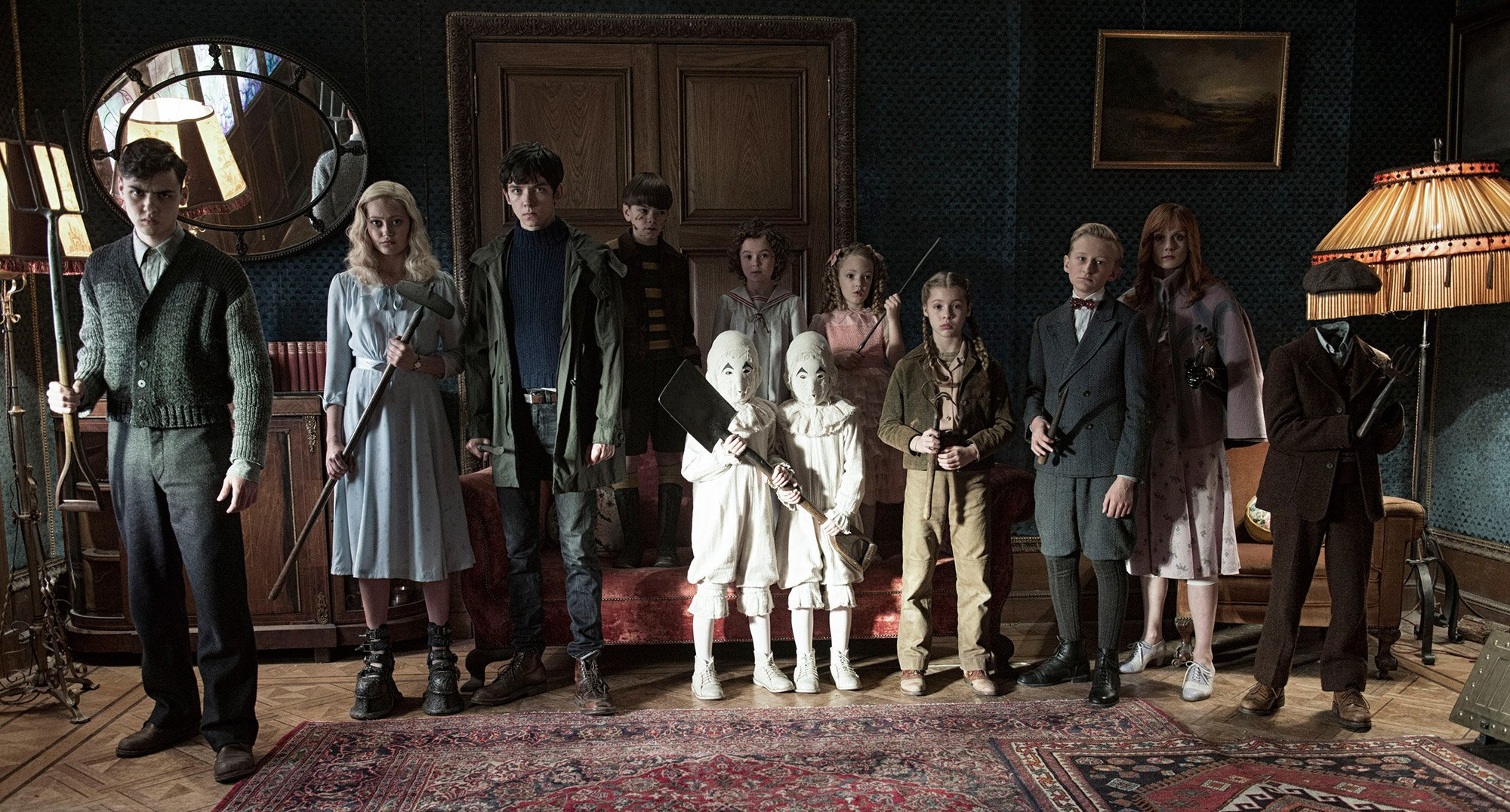 New Miss Peregrine's Home for Peculiar Children Trailer Revealed 4