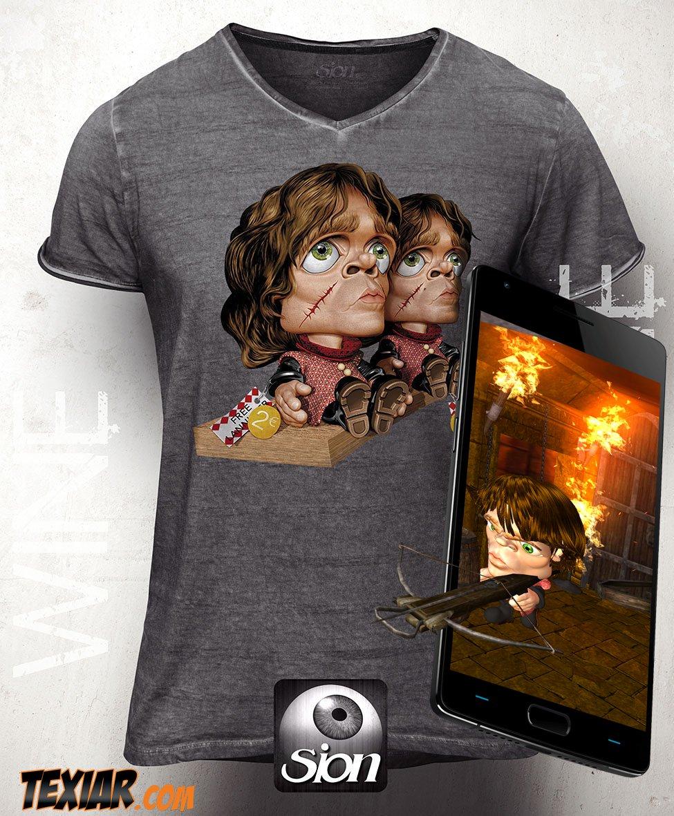 Camiseta Game of Tyrion