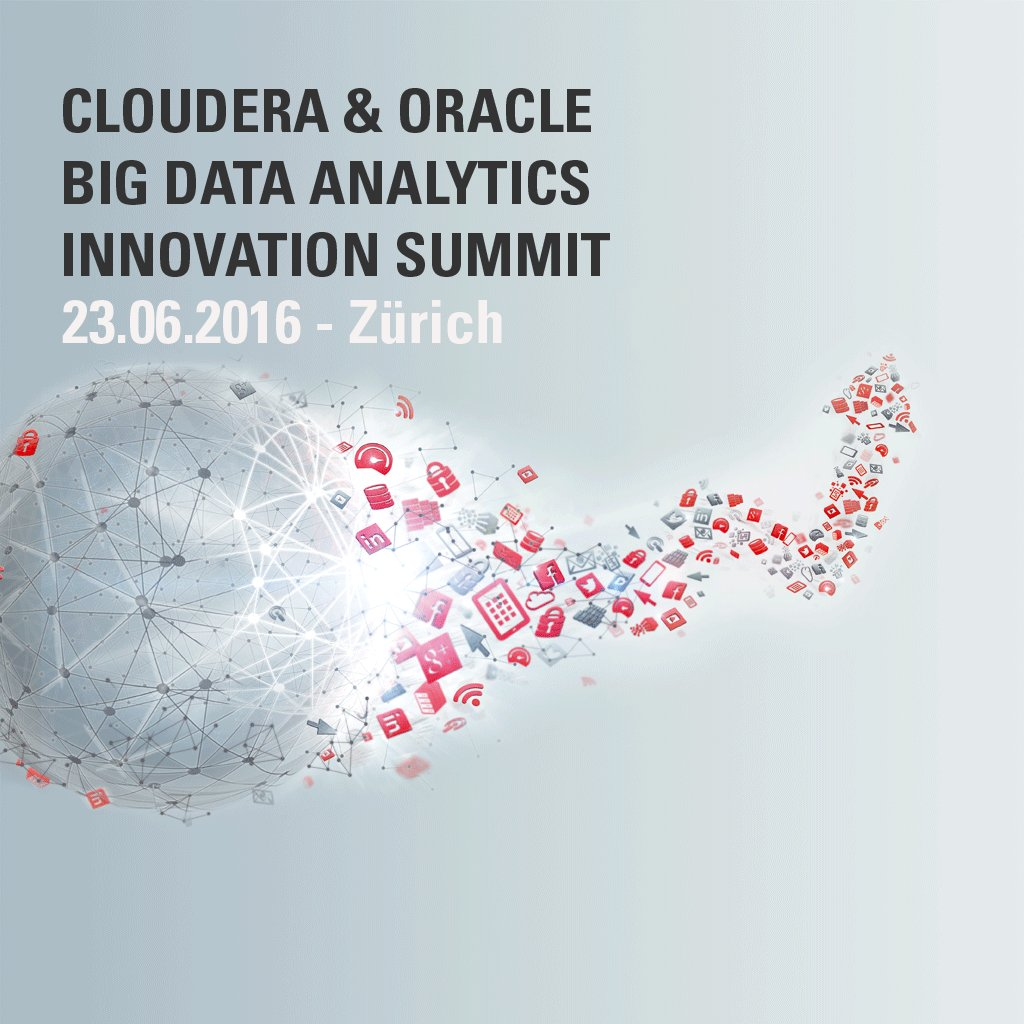 Interested in real-world use cases for #BigData? Big Data Analytics Summit in Zurich in June https://t.co/HjdljSGBrp