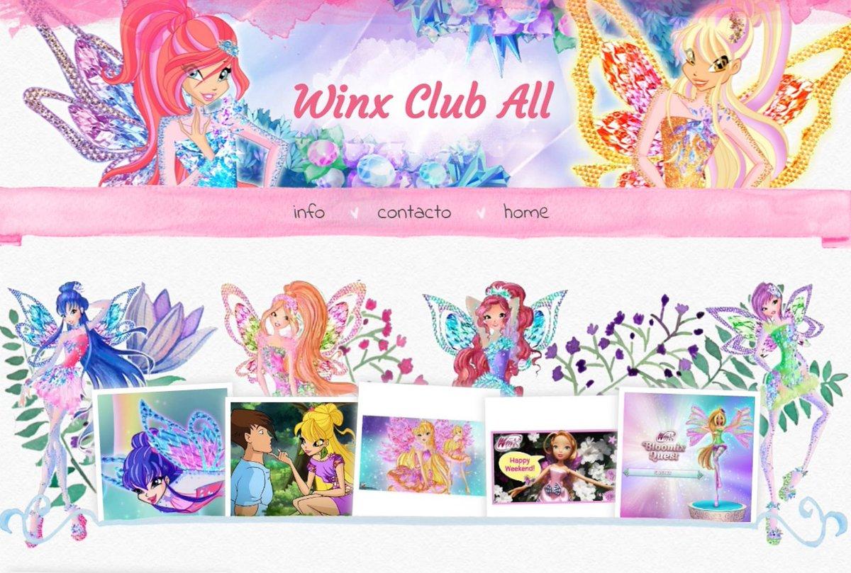 Winx Club All on Twitter: