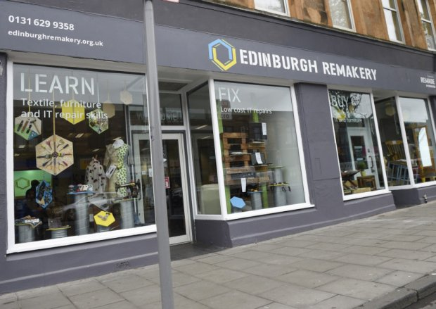 The Edinburgh Remakery